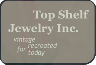 Top Shelf Jewelry - Touched by a Memory